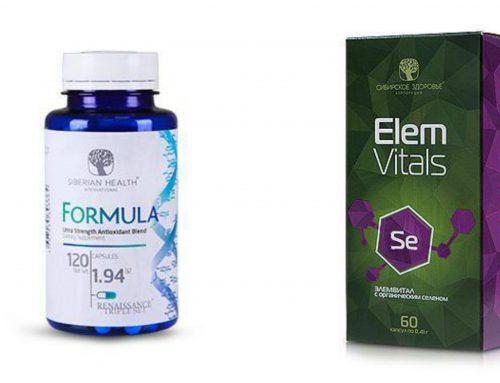 Antioksidantai ir jų poveikis organizmui